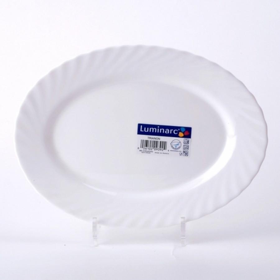 Блюдо овальное Luminarc Trianon ТРИАНОН 29см.
