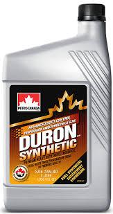 Моторное масло Petro-Canada Duron Synthetic 5w40 1 литр