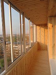 Утепление и остекление балконов