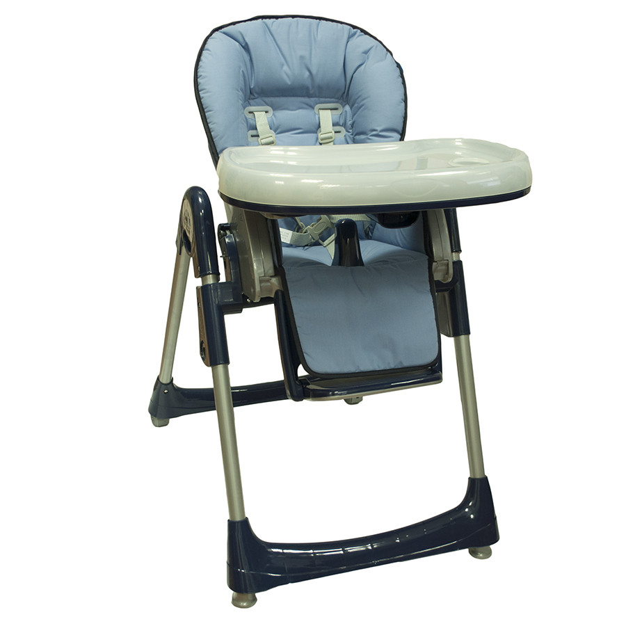 BABY ACE Стул для кормления, BLUE, голубой, без рисунка