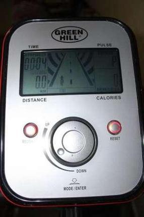 Велотренажер Green Hill GBK-55 до 120 кг, фото 2