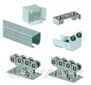 Комплектующие Jiaxing Fenghua Machinery Co.,Ltd. Направляющий рельс, оцинкованный 136x143