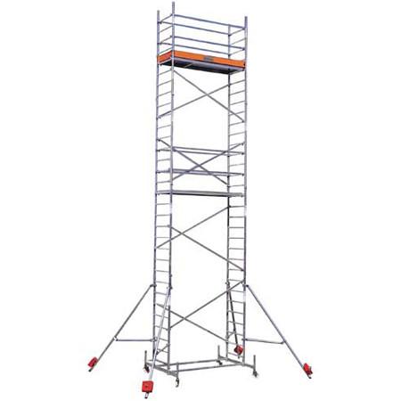Передвижная вышка-тура ProTec, рабочая высота 7,3 м