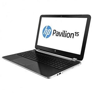 Ноутбук HP Pavilion 15-n060er   DOS Черный