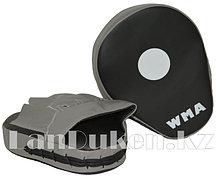 Лапы для бокса WMA черно-серые