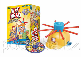 "Игра""Мокрая голова""Wet Head(водная рулетка)"