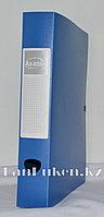 Папка архивная для документов, ширина 6 см (голубая)