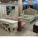ШАХ спальный гарнитур, крем матовый, фото 3