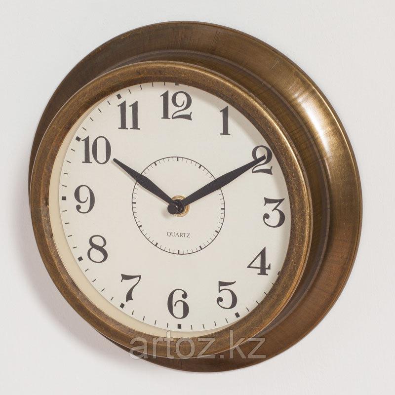 Металлические настенные часы  Iron Clock