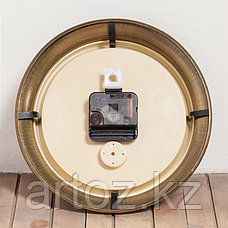 Металлические настенные часы  Iron Clock, фото 3