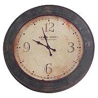 Железные настенные часы Гранд Отель Iron Clock Grand Hotel