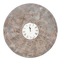 Железные настенные часы с 12 магнитами Iron Clock With 12 Magnets