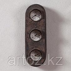 Металические настенные часы Светофор  Metal Clock Traffic Lights, фото 2