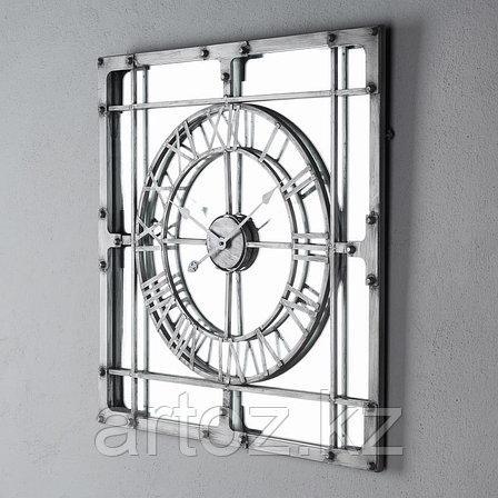 Настенные часы с зеркалом  Mirror Clock, фото 2