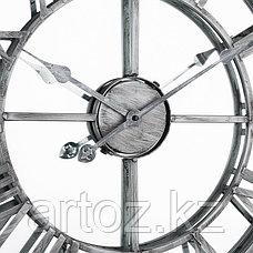 Настенные часы с зеркалом  Mirror Clock, фото 3