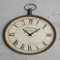 Овальные настенные часы Oval Clock