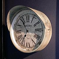 Металлические настенные часы Парижское метро Metal Clock Metro De Paris