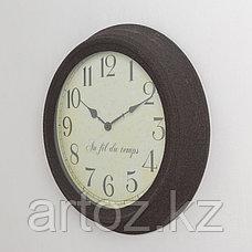 Настенные часы Течение Времени  Clock Au Fil Du Temps, фото 2