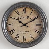 Настенные часы Арт-кафе Clock Cafe Des Arts