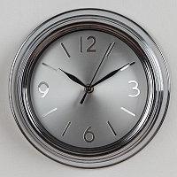 Металлические настенные часы Сияние Clock Metal Brillant