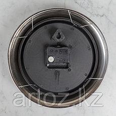 Металлические настенные часы Сияние  Clock Metal Brillant, фото 3