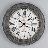 Круглые настенные часы Планета  Horloge Murale Ronde Motif Planète