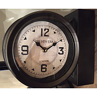 Двусторонние настенные часы Double Side Clock