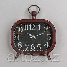 Красные настольные часы  Red Clock To Be Put, фото 3