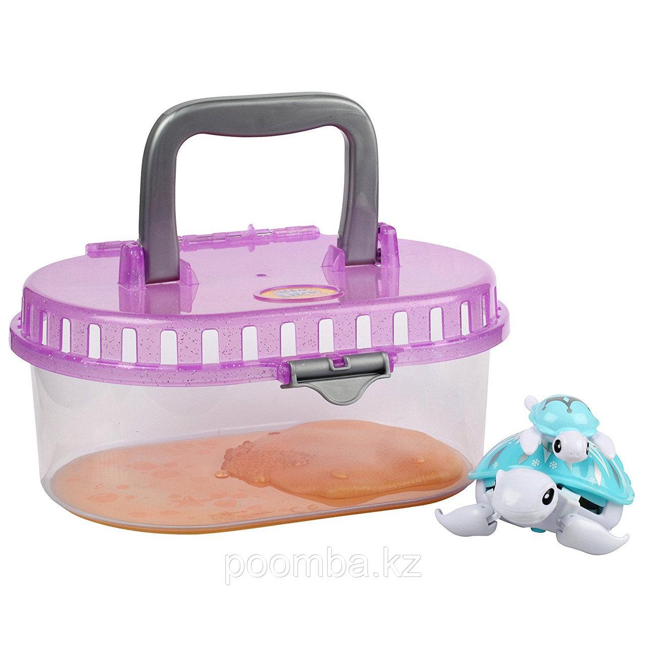 Little Live Pets Черепашки в аквариуме