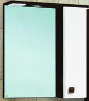 Шкаф зеркальный VAKO Греция Панда 650 (правый) со светом, фото 1