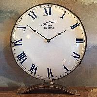 Эмалированные настольные часы Enamel Clock On Base