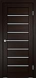 Межкомнатная дверь из экошпона ИНТЕРИ 11;12; 13D FLEX бруно,венге, шок, фото 2