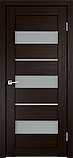 Межкомнатная дверь из экошпона ИНТЕРИ 11;12; 13D FLEX бруно,венге, шок, фото 3