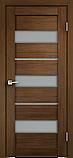 Межкомнатная дверь из экошпона ИНТЕРИ 11;12; 13D FLEX бруно,венге, шок, фото 4