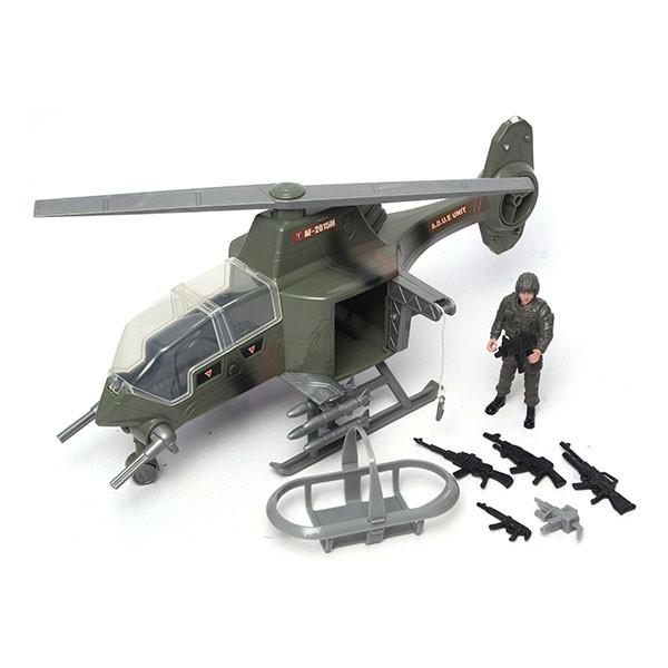 """Boley 31297 """"Военные"""" 2 набора в ассортименте: танк с аксессуарами или самолет"""