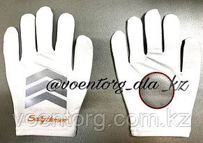 Белые перчатки МВД