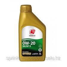 Моторное масло IDEMITSU 0W20 1 литр