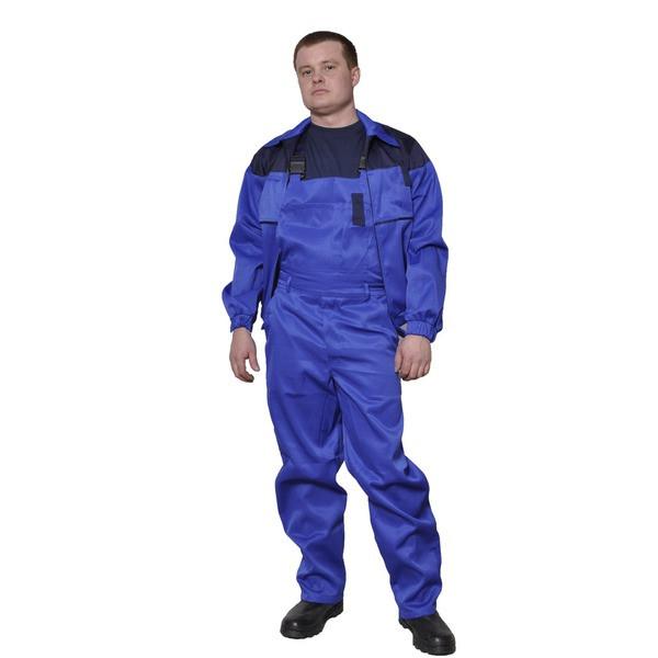 Костюм рабочий летний мужской «Рейнир» (куртка + полукомбинезон)