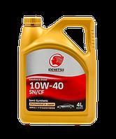 Моторное масло IDEMITSU 10W40 4 литра