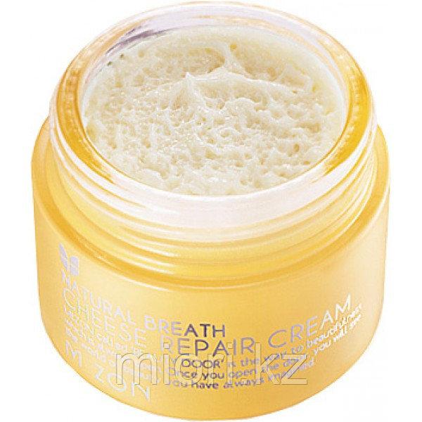 Сырный питательный восстанавливающий крем Mizon Cheese Repair Cream,50мл