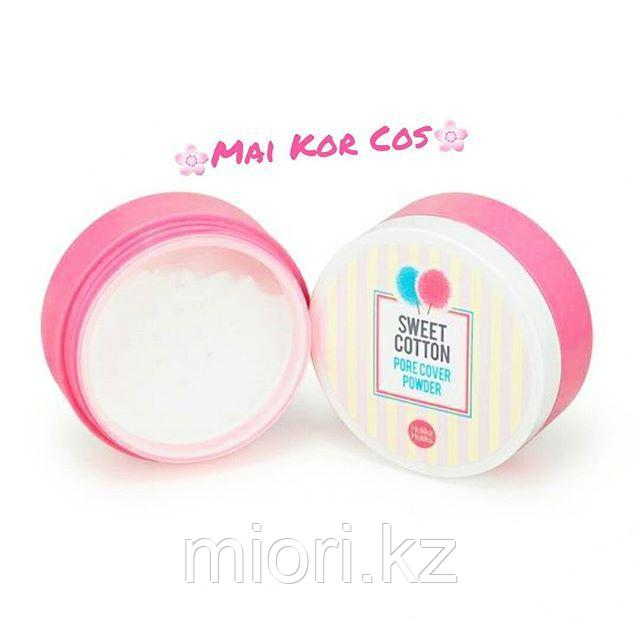 Рассыпчатая пудра для сглаживания пор HOLIKA HOLIKA Sweet Cotton Pore Cover Powder,7гр