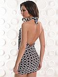 Эффектная летняя модель - платье с глубоким вырезом, фото 2