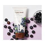 Пенка для умывания с экстрактом черники Super Seed Blueberry Cleansing Foam, фото 2