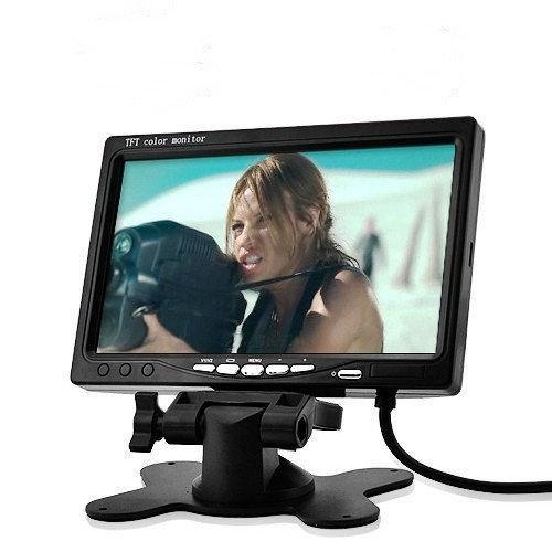 Автомобильный 7 дюймов LCD Монитор