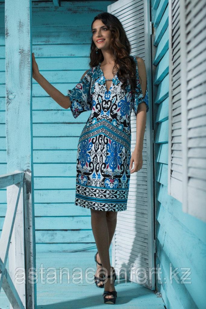 Платье с принтом Laete