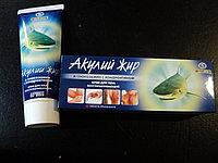 Акулий жир крем с  глюкозамином и хондроитином