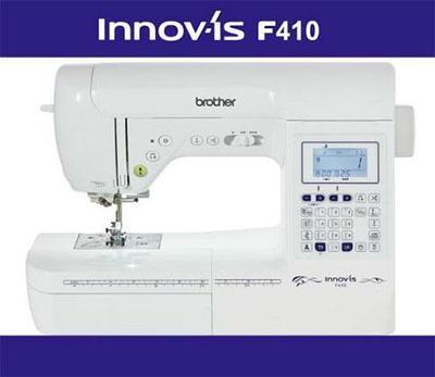 Швейная машина Brother INNOV-'IS F-410
