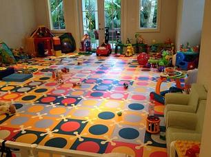 Детский напольный коврик