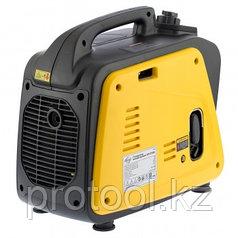 Генератор инверторный GT-2100i, X-Pro 2,1 кВт, 220В, бак 4,1 л, ручной старт//DENZEL
