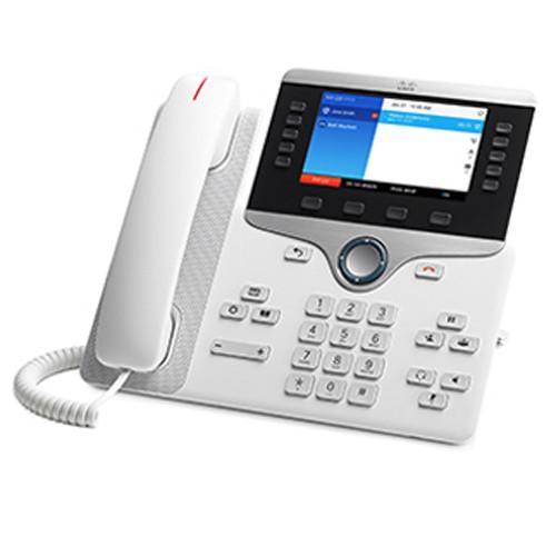 Cisco IP Phone 8851 White CP-8851-W-K9=